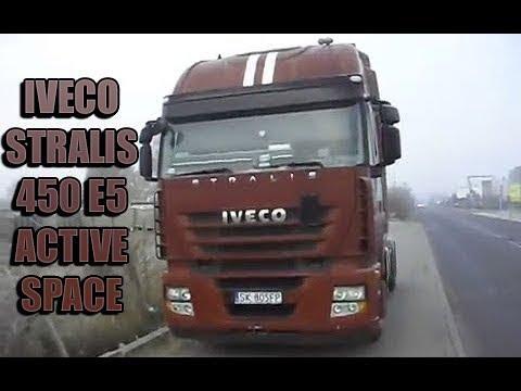 Iveco Stralis E5 w nowej pracy
