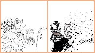 Funny Venom Comics: DON'T SAY IT!!