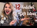 12 Cheap, Simple, & Fun Toddler Gift Ideas for Christmas 2018 | MOMMY APPROVED!