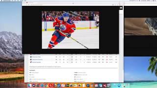 Edmonton Oilers Power Play & Penalty Kill 02/20/2018 NHL hockey