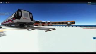 singapore transport showcase ROBLOX (NEW UPDATE) my world