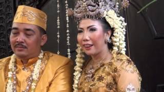 pernikahan roni dan leni