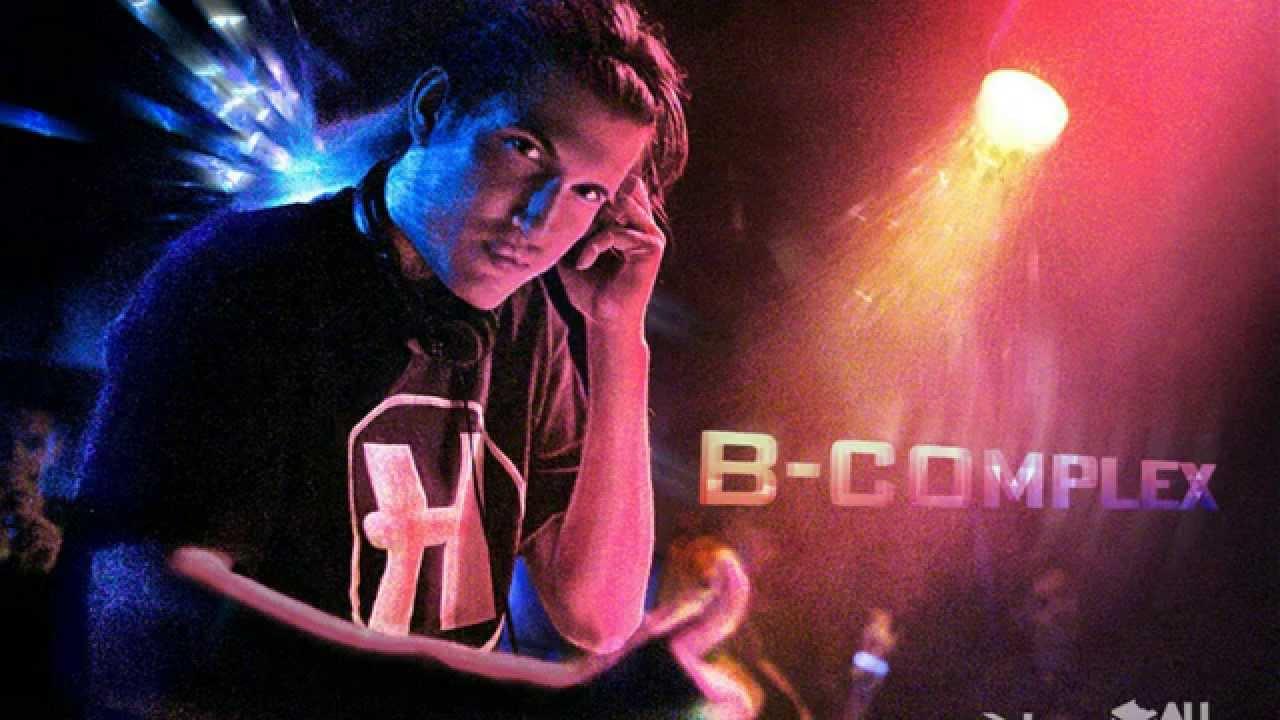 Download B - Complex - Broken Beats Full Mix