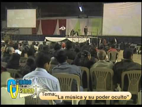 La Musica y su Poder Oculto - Rev. Eugenio Masias