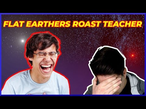 Science Teacher Gets Schooled By Flat Earthers (Reading their comments) thumbnail