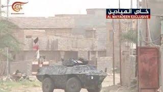 القوات العراقية تطهر بعض جيوب داعش في الفلوجة     19-6-2016