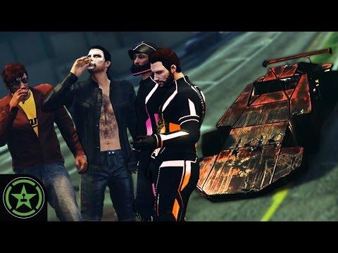 Let's Play: GTA V – Escape Escort