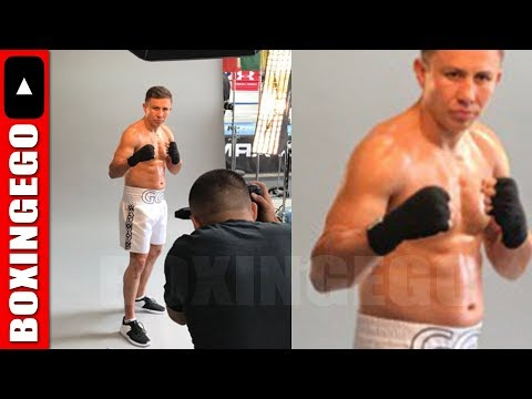 "Gennady ""GGG"" Golovkin CURRENT WEIGHT 170 Lbs In Canelo Alvarez Camp...Good Or Bad SIZE? (EWW)"