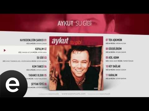 Kopalım (Aykut) Official Audio #kopalım #aykut