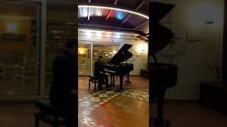 Gambar cover Walter Siano suona Mozart Fantasia in re min. K 397
