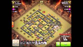Clash of Clans Clankrieg Bvb4ever #13 [CW Easy Win!]
