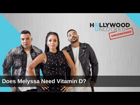 Jason Sends a Message to French Montana & Melyssa Need Vitamin D? on Hollywood Unlocked [UNCENSORED]