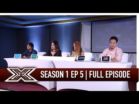 Boot Camp The X Factor Myanmar 2016 | Season 1 Episode 5 | FULL EPISODE