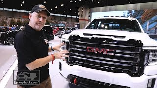 2020 GMC 2500/3500: First Impressions – PickupTrucks.com