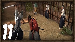 [11] Way of the Samurai 4 (PC) - Clean Samurai Attacks!