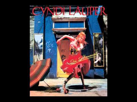 Cindy Lauper   She's So Unusual