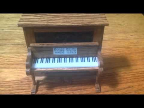 George Good music box
