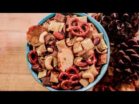Traeger Smoked Chex Party Mix | Traeger Grills