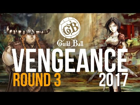 Guild Ball: Vengeance 2017 - Round 3 [Brewers Vs. Butchers]