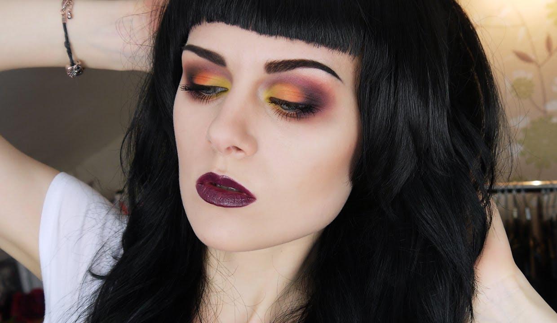 Dark Sorceress Eyes Youtube