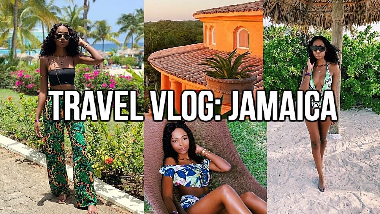 TRAVEL VLOG: JAMAICA 2019 !
