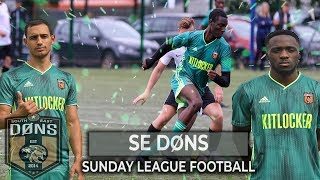 SE DONS vs PEOPLES FC | Sunday League Football