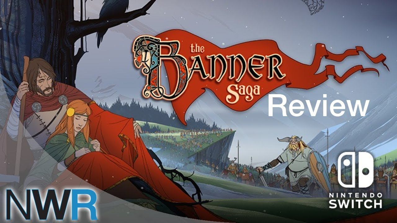 The Banner Saga 1 Nintendo Switch Review Youtube