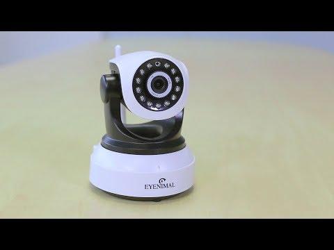 EYENIMAL Pet Vision Live HD Überwachungskamera (#81873)
