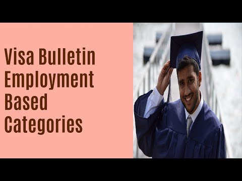 Visa Bulletin: Employment-Based Categories