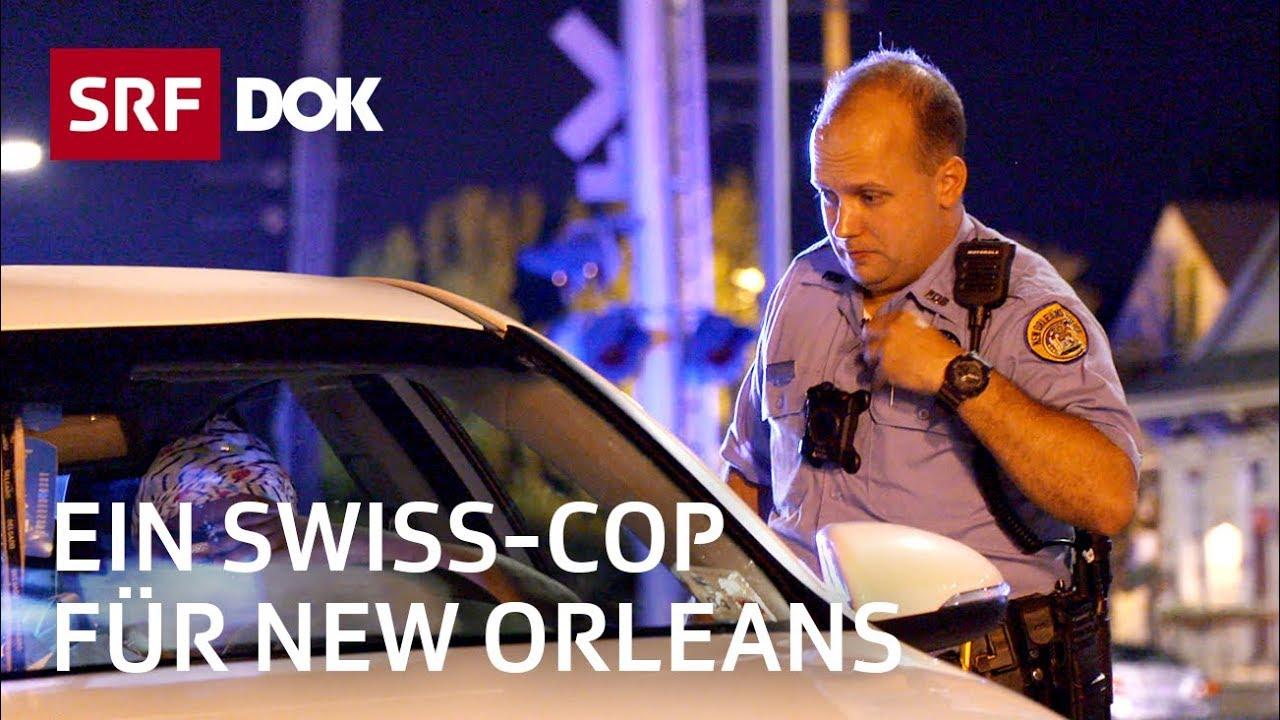 Download Schweizer Polizist wird Cop in New Orleans   Reportage   SRF Dok