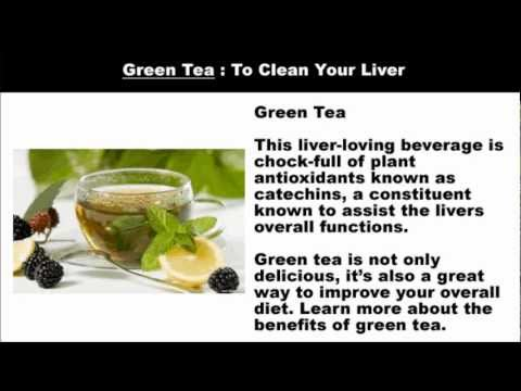 Getting Rid Of Fatty Liver Naturally