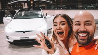 SURPRISING MY WIFE WITH HER DREAM CAR!!