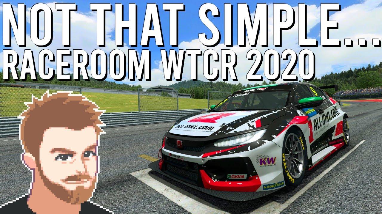 Fierce WTCR Racing In RaceRoom