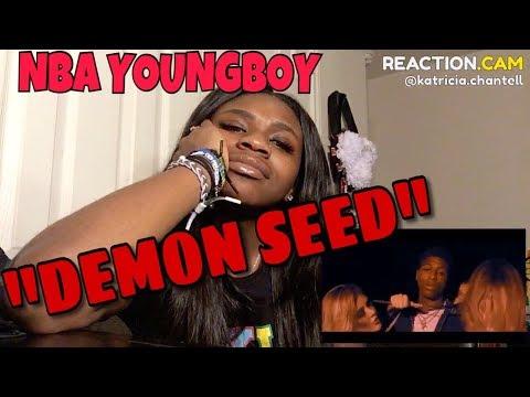 nba youngboy – demon seed || Reaction