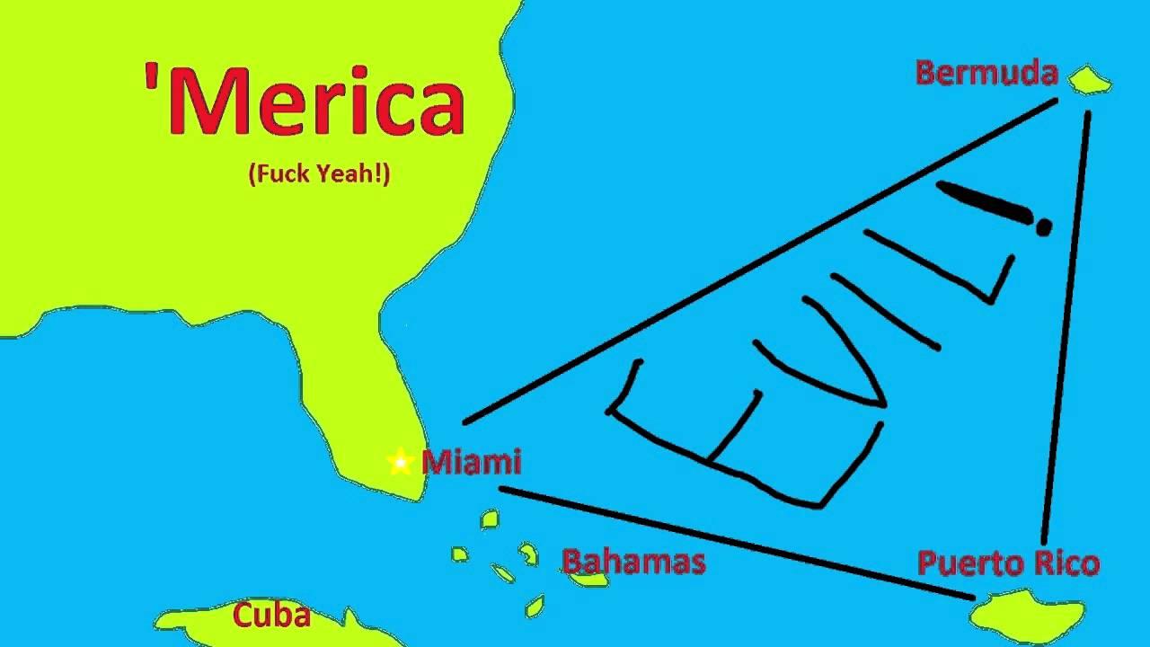 Unexplained Youtube 40: Bermuda Triangle - YouTube