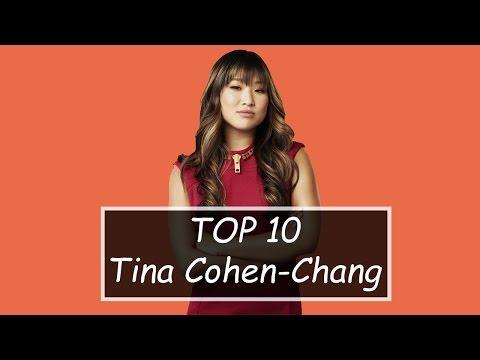 TOP 10 Glee - Tina Solos
