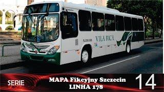 OMSI 2- Mapa- Fikcyjny Szczecin Linha 178