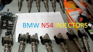 BMW E90 335i N54 Fuel Injector DIY and Coding