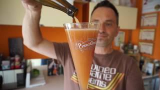 domowe piwo porzeczkowe
