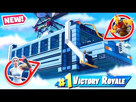 BATTLE BUS Hide and SEEK *NEW* CREATIVE Game mode in Fortnite Battle Royale thumbnail