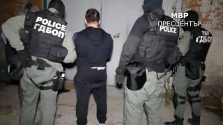 гдбоп неутрализираха организирана престъпна група разпространявала фалшиво евро в ес