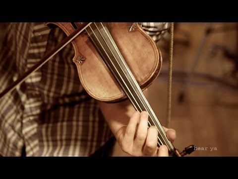 """Turnpike Troubadours - """"Before The Devil Knows We're Dead"""" - HearYa Live Session 7/19/13"""