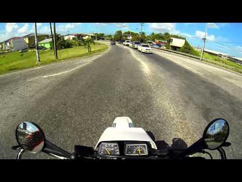 160221 Trinidad Ride - Aranguez to Chaguanas to El Socorro