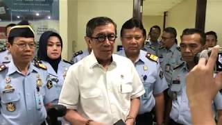 CAPAIAN TARGET KINERJA TAHUN 2019 KANWIL KEMENKUMHAM DKI JAKARTA