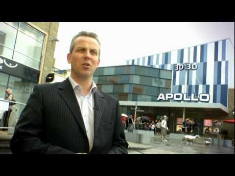 Häagen-Dazs at Apollo Cinemas in Carmarthen