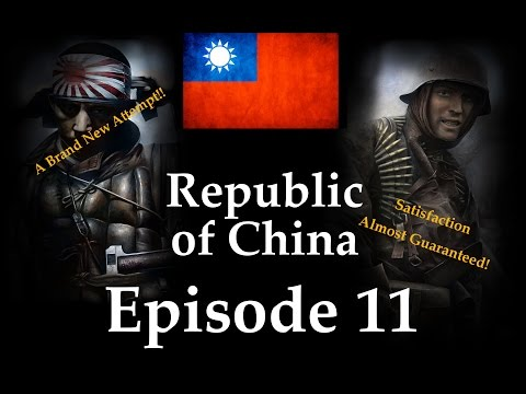 Hearts of Iron 3 | Black ICE Mod | Second Attempt Republic of China | Coastal Defenses Part 11