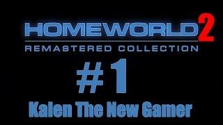 Homeworld 2 Remastered // Mision 1 // Tanis