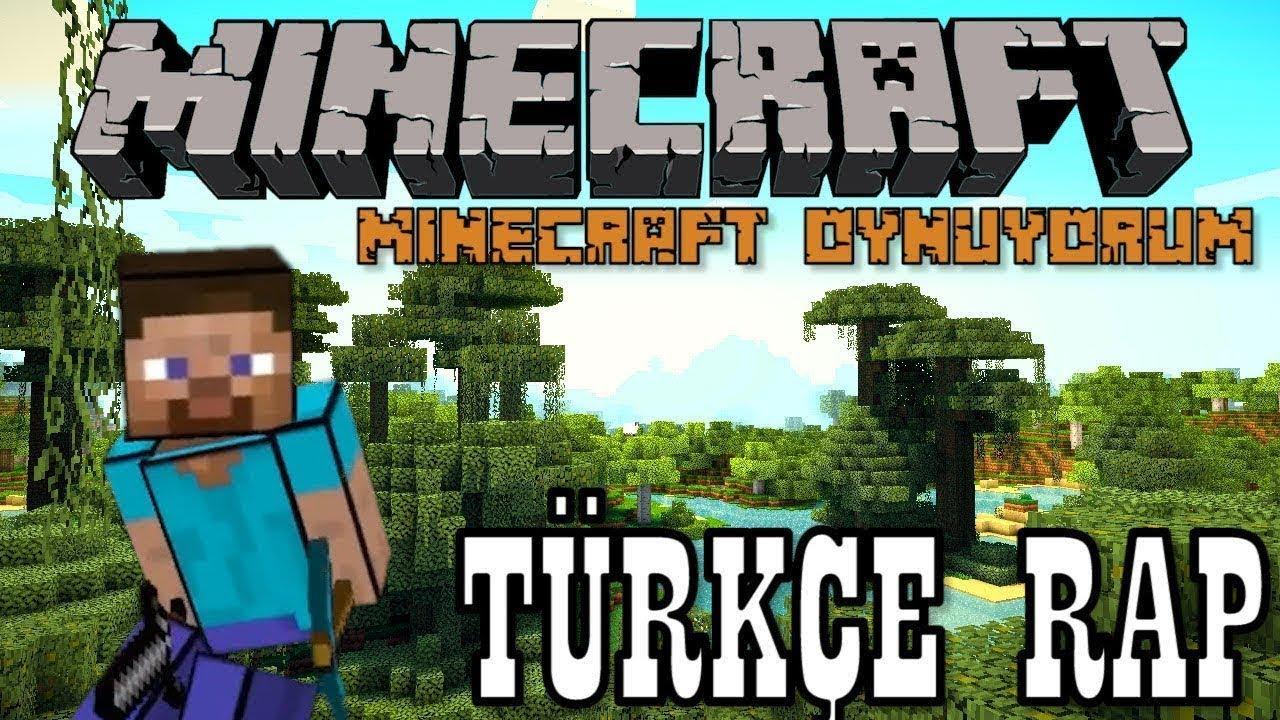 Minecraft Oynuyorum l Türkçe Rap