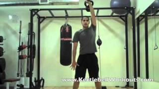 12 Minute Kettlebell Fat Loss Workout