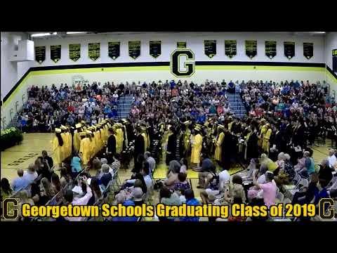 Georgetown Schools Graduating Class of 2019